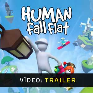 Human Fall Flat Atrelado de vídeo