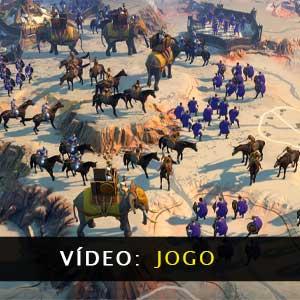 HUMANKIND Vídeo de jogabilidade