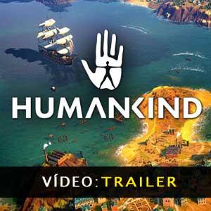 HUMANKIND Vídeo do atrelado
