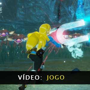 Hyrule Warriors Age of Calamity Jogo de vídeo