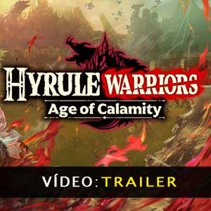 Hyrule Warriors Age of Calamity Atrelado de vídeo
