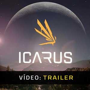 Icarus Atrelado de vídeo