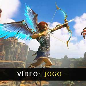 IMMORTALS FENYX RISING Vídeo de jogabilidade