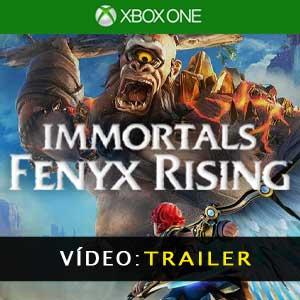 IMMORTALS FENYX RISING Vídeo do atrelado