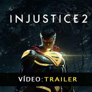 Injustice 2 trailer vídeo