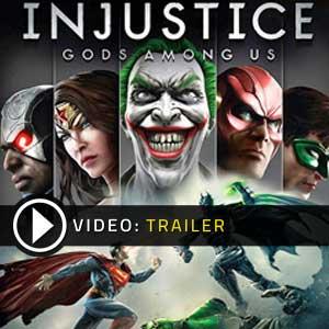 Comprar Injustice Gods Among Us CD Key Comparar Preços