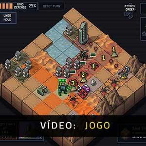 Into the Breach Vídeo de jogabilidade