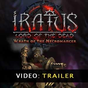 Comprar Iratus Wrath of the Necromancer CD Key Comparar Preços