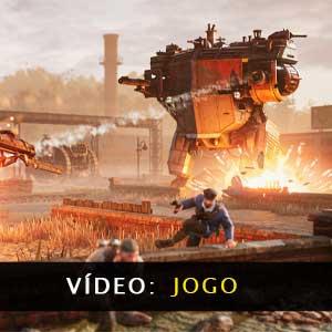 Iron Harvest Vídeo de jogabilidade
