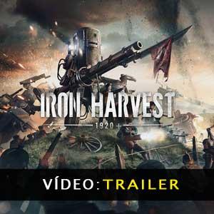Iron Harvest Atrelado de vídeo