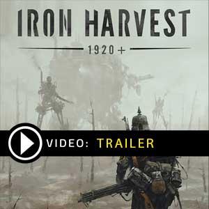 Comprar Iron Harvest CD Key Comparar Preços