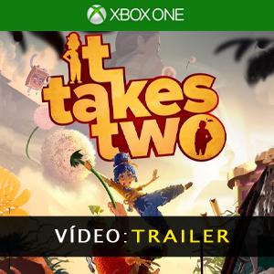 It Takes Two Atrelado de vídeo