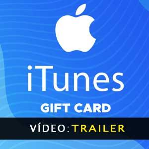 Vídeo do trailer do iTunes Gift Card