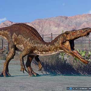 Jurassic World Evolution 2 Baryonyx