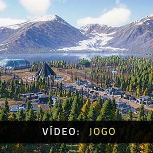 Jurassic World Evolution 2 Vídeo De Jogabilidade