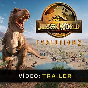 Jurassic World Evolution 2 Atrelado De Vídeo