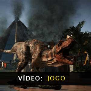 Jurassic World Evolution Vídeo de Jogabilidade
