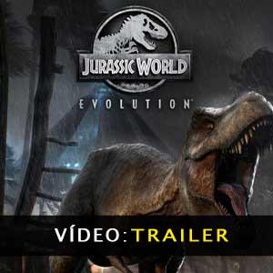 Jurassic World Evolution Vídeo do Atrelado