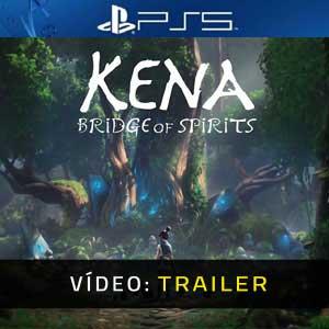 Kena Bridge of Spirits PS5 Atrelado De Vídeo