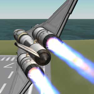 Kerbal Space Program Ônibus Espacial