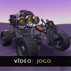Kerbal Space Program Vídeo De Jogabilidade