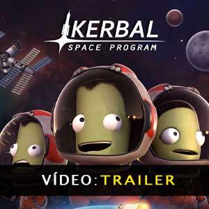 Kerbal Space Program Atrelado De Vídeo