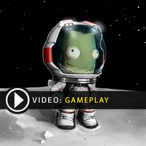 Kerbal Space Gameplay Video