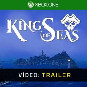 King Of Seas Xbox One Atrelado De Vídeo
