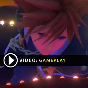 Kingdom Hearts 3 Xbox One Gameplay Video