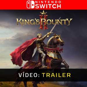 Kings Bounty 2 Nintendo Switch Atrelado de vídeo