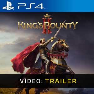 Kings Bounty 2 PS4 Atrelado de vídeo