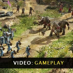 Kings Bounty 2 Vídeo de jogabilidade
