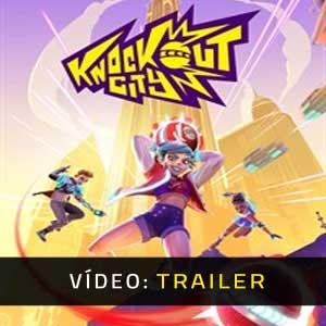 Knockout City Atrelado De Vídeo