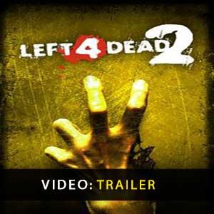 Left 4 Dead 2 Atrelado de vídeo