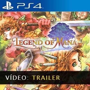 Legend of Mana Vídeo do atrelado