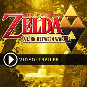 Comprar código download Legend of Zelda A Link between Worlds Nintendo 3DS Comparar Preços
