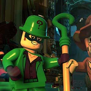 LEGO DC Super-Villains Scarecrow