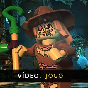 LEGO DC Super-Villains Vídeo de jogabilidade