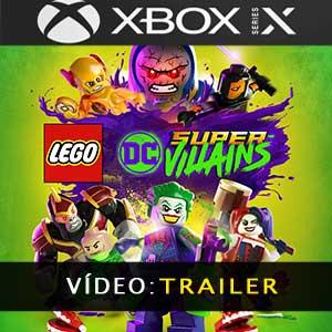 LEGO DC Super-Villains Xbox Series Atrelado de vídeo