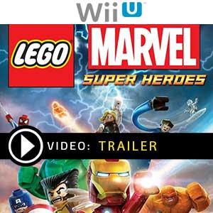 Comprar código download Lego Marvel Super Heroes Nintendo Wii U Comparar Preços