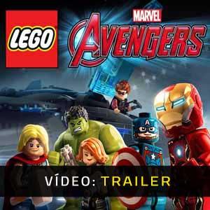 Lego Marvels Avengers Atrelado De Vídeo