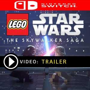Comprar LEGO Star Wars The Skywalker Saga Nintendo Switch barato Comparar Preços
