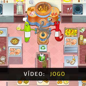 Let's Cook Together Gameplay Video