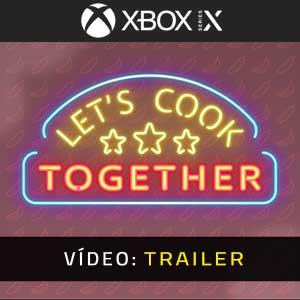 Let's Cook Together Xbox Series Atrelado de vídeo