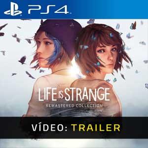 ife is Strange Remastered Collection PS4 Atrelado De Vídeo