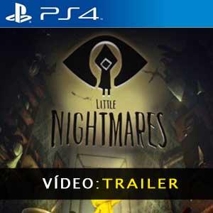 Little Nightmares Vídeo do atrelado