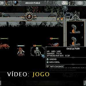 Loop Hero vídeo de jogabilidade
