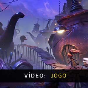 Lost in Random Vídeo De Jogabilidade