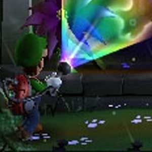Luigis Mansion 2 Dark Moon Nintendo 3DS Giant Flowers