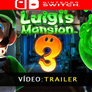 Luigis Mansion 3 Nintendo Switch Trailer Video